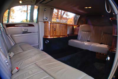 Lincoln Stretch Limo 6 Seater