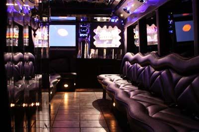 Mercedes Benz Party Bus Rent A Mercedes Benz Party Bus Limousine - Mercedes benz limo bus